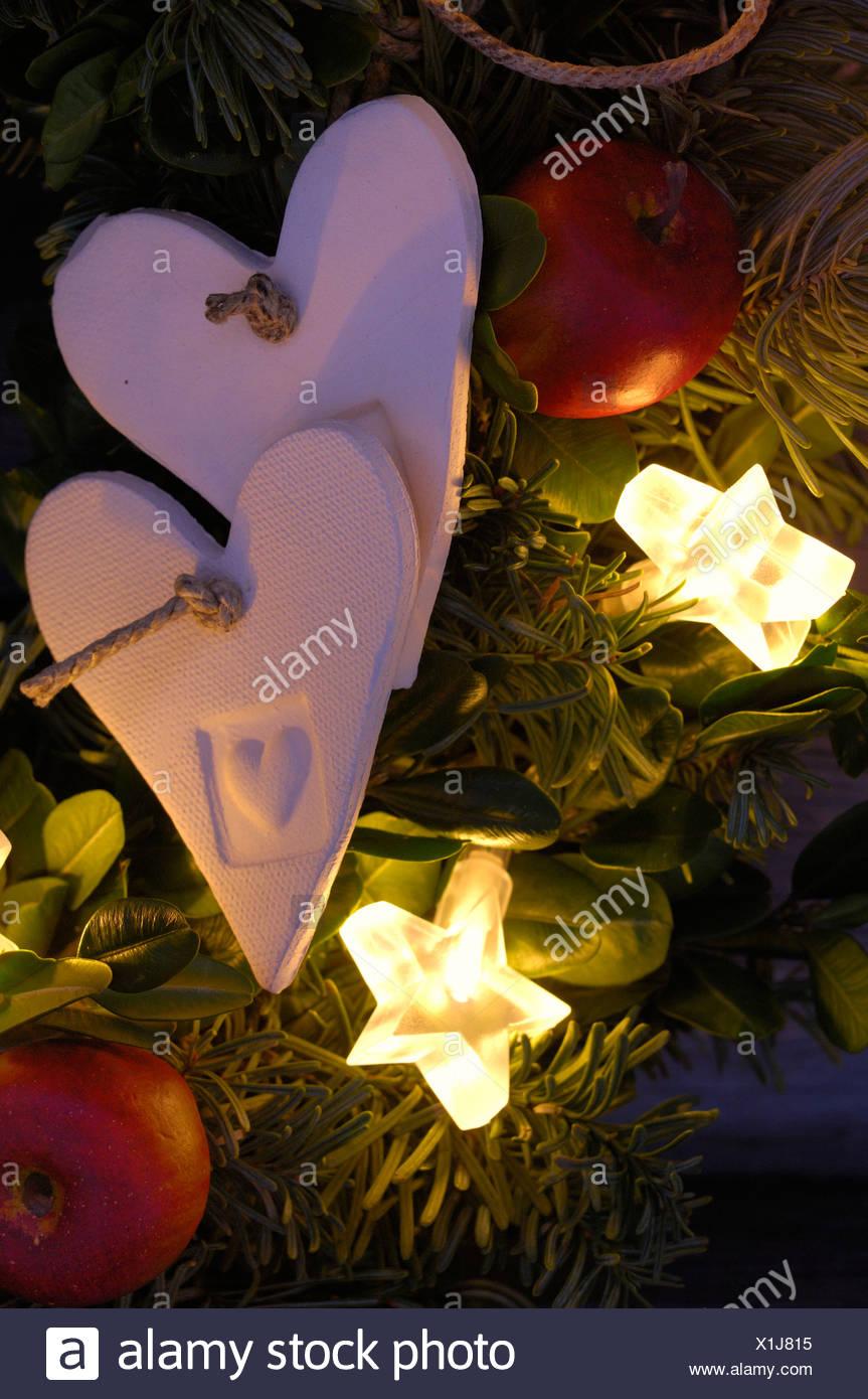 Ceramic Christmas Tree Decorations Stock Photos Ceramic Christmas