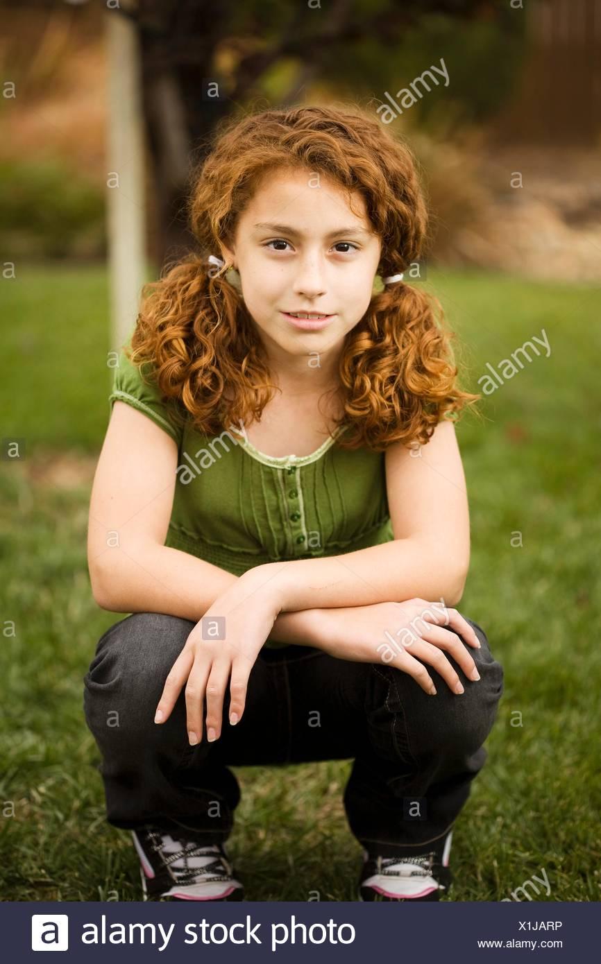 Girls Redhead mexican