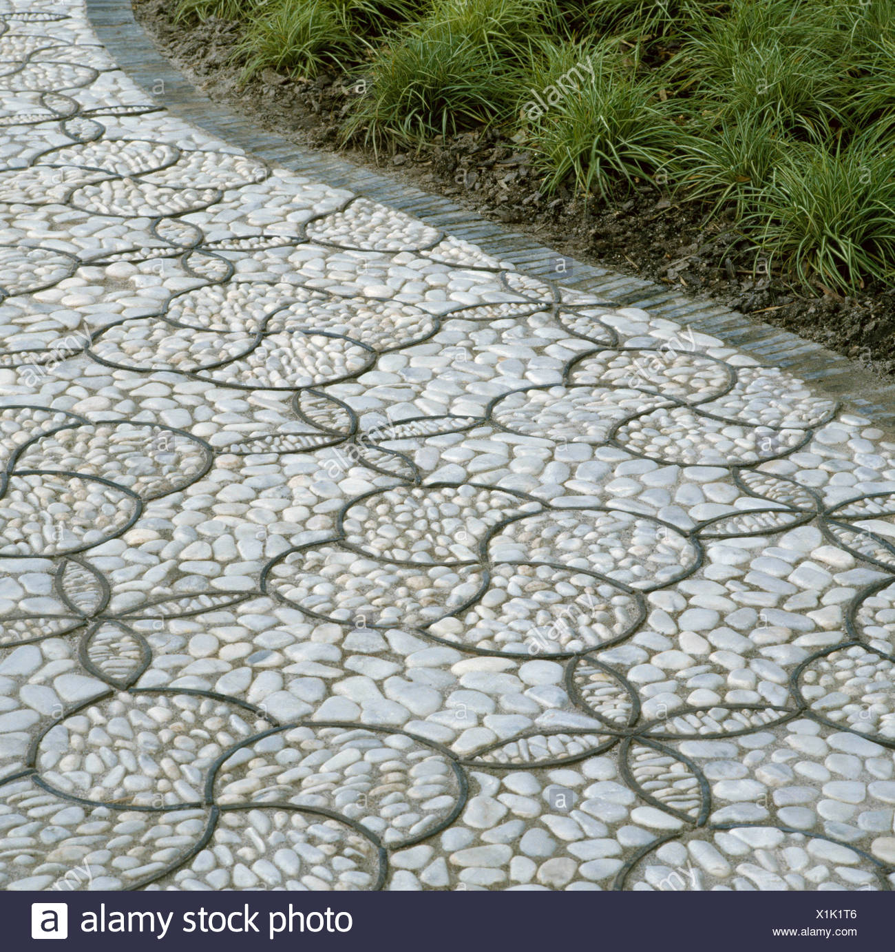 Paths and Paving - Chinese Style   PAP052282 - Stock Image
