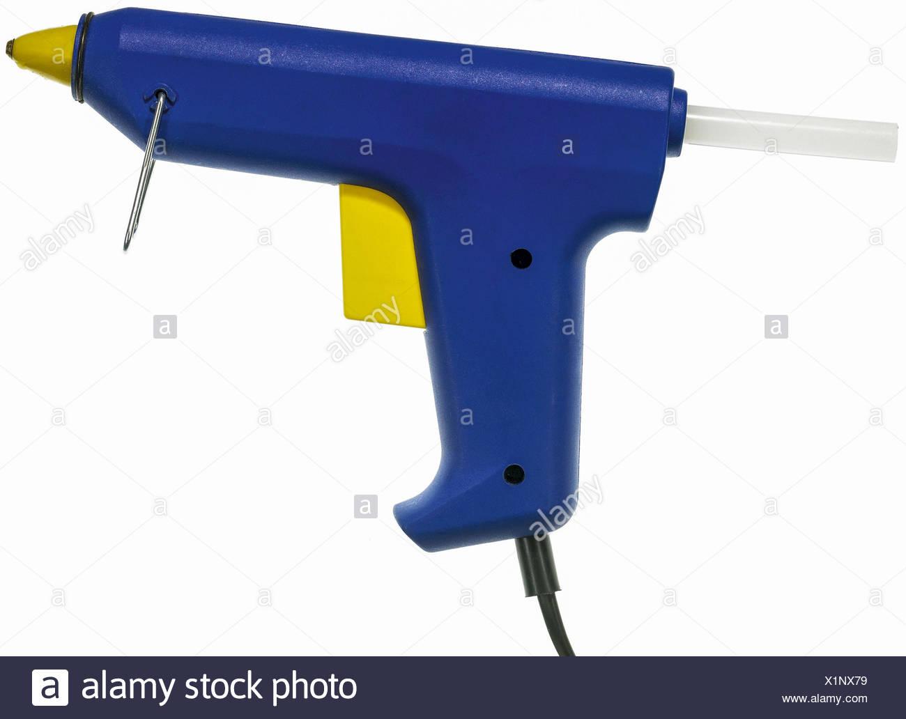 heißklebepistole stock photos & heißklebepistole stock images - alamy