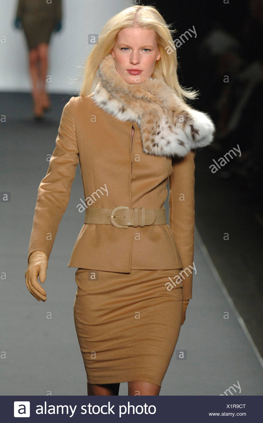 Manteau camel blonde