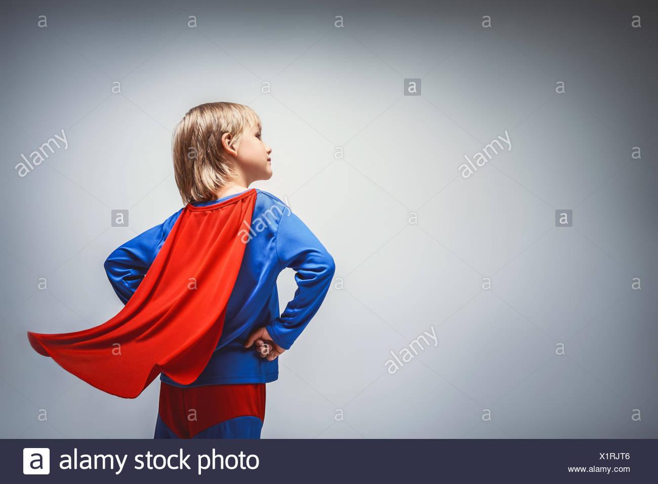 Boy - Stock Image