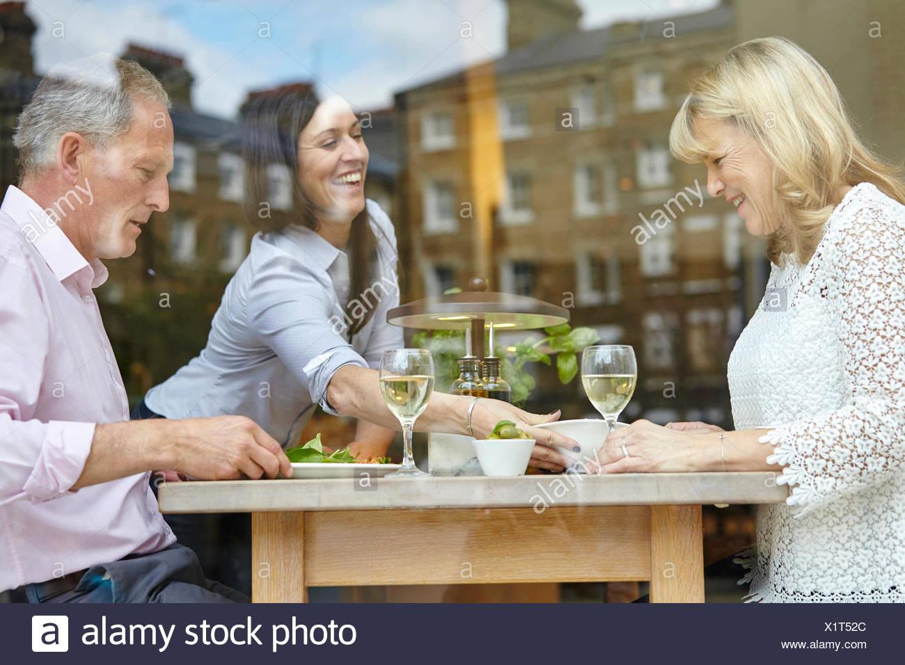 Mature dating london