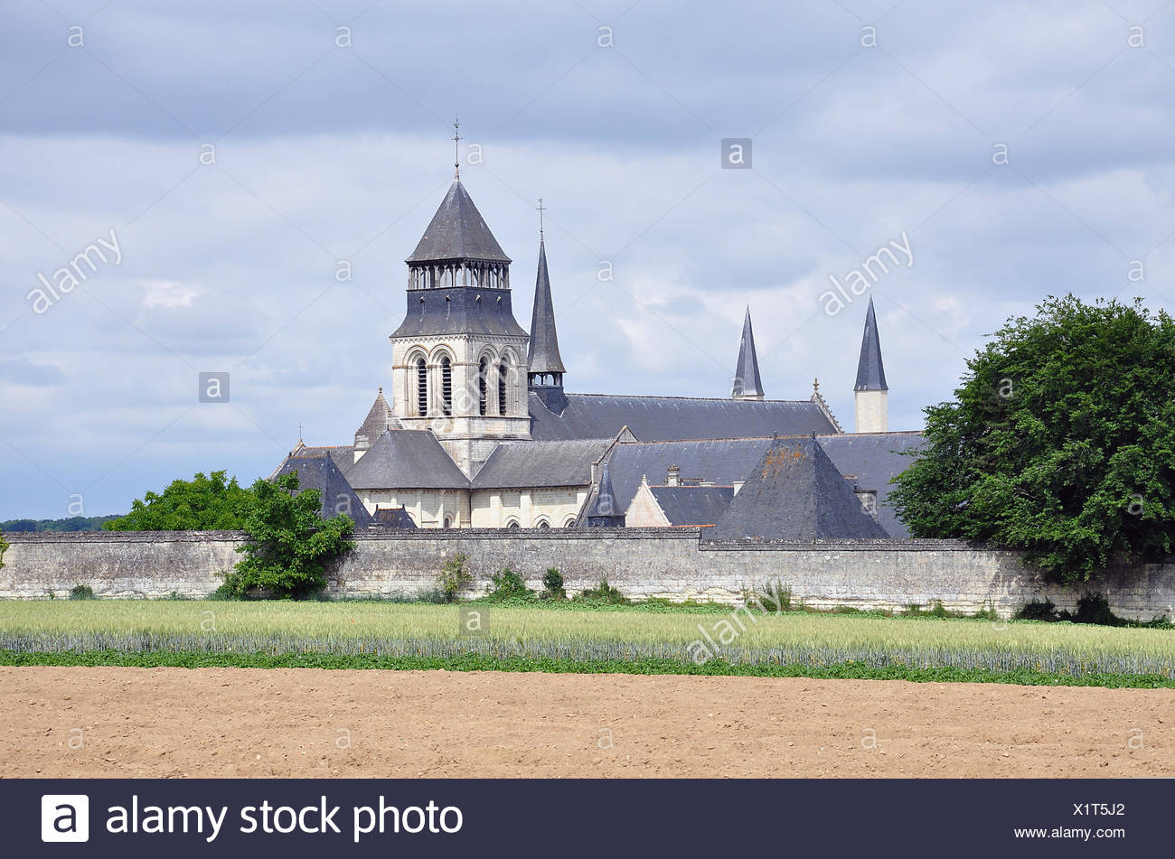 dark ages monasteries