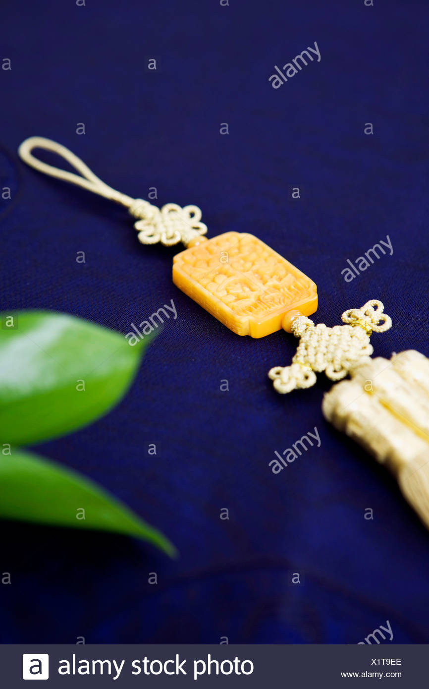 Korean traditional adornment - Stock Image