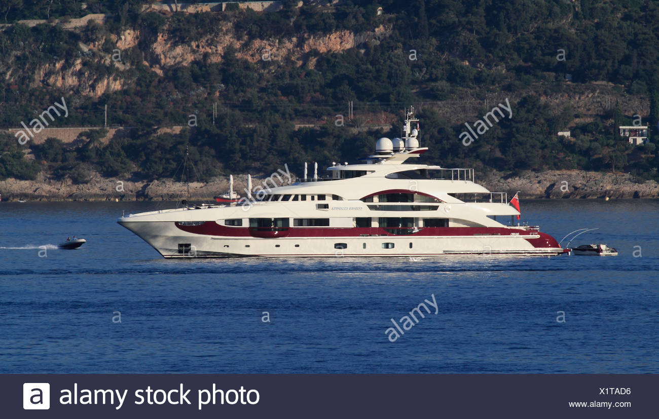 Heesen Yachts Stock Photos & Heesen Yachts Stock Images - Alamy