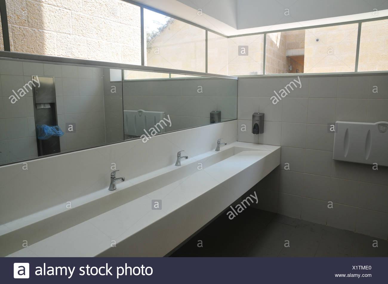 Public Bathroom Stock Photo 276523464 Alamy