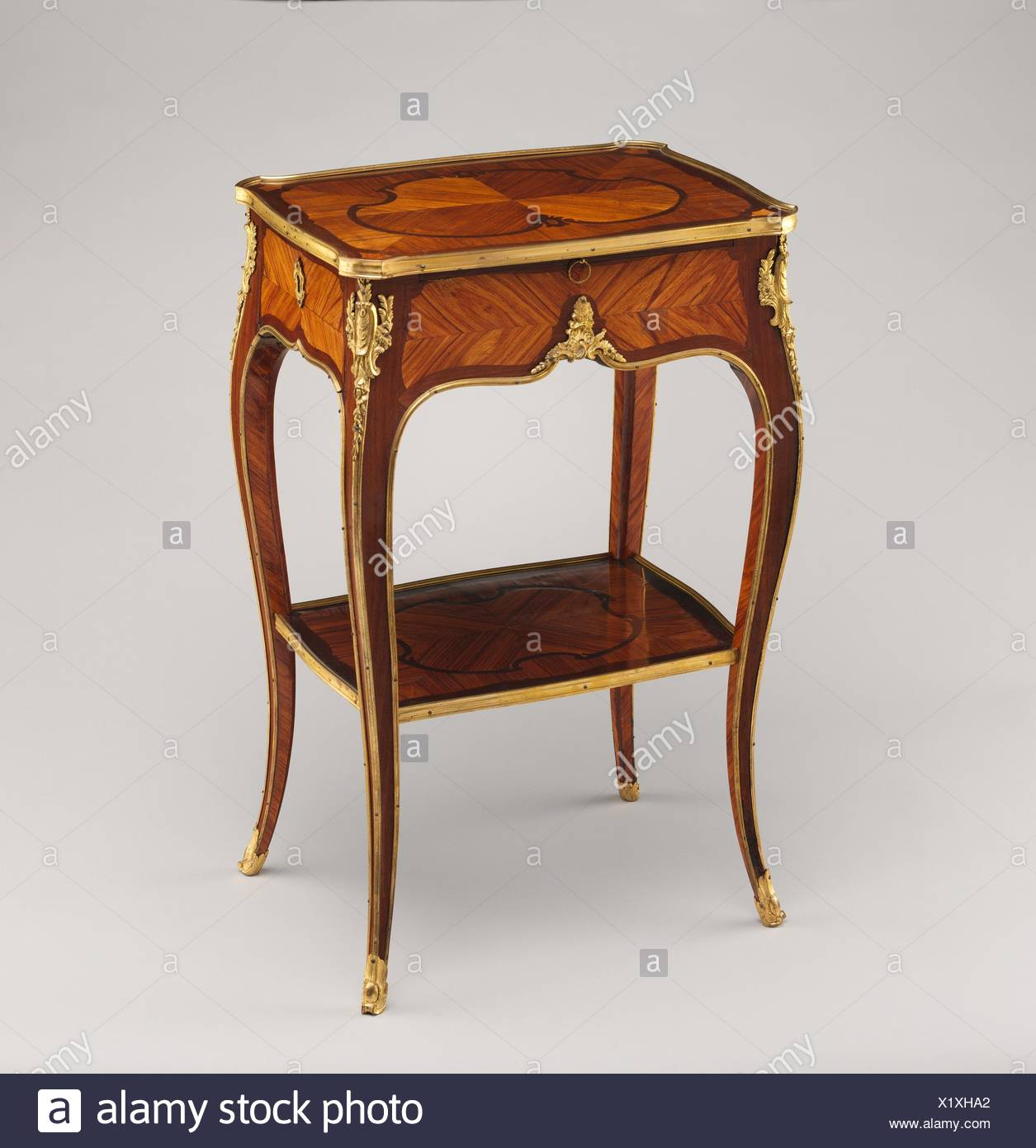 Small Oblong Table. Maker: Antoine Mathieu Criaerd (French, 1724 1787