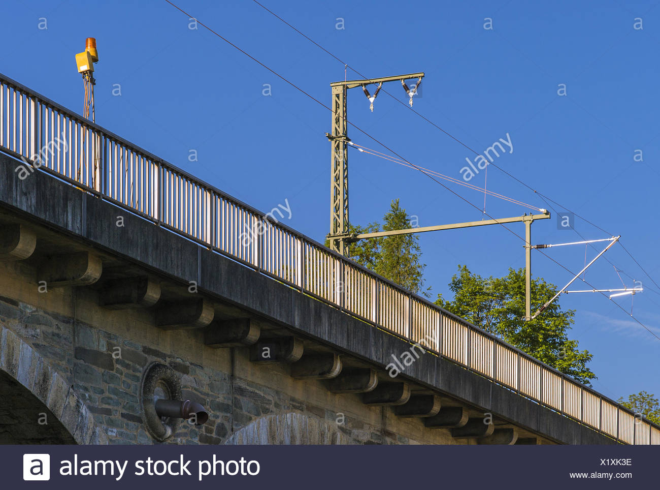 Railway construction - Stock Image