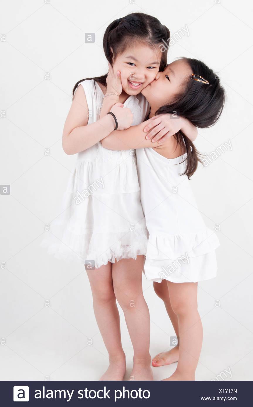 Asian girl kissin girls #13
