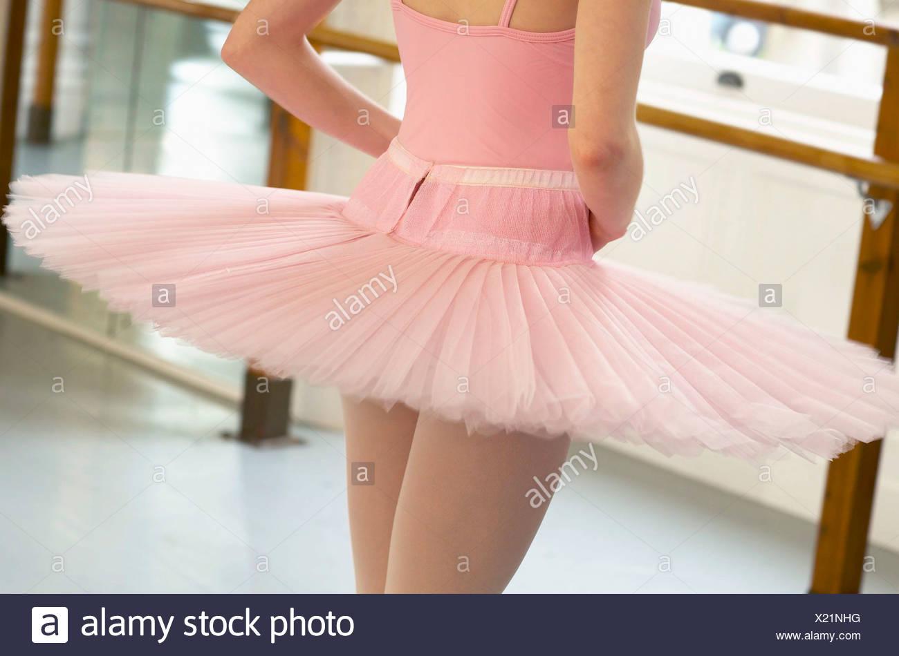 510cc287f Ballerina's tutu Stock Photo: 276634108 - Alamy