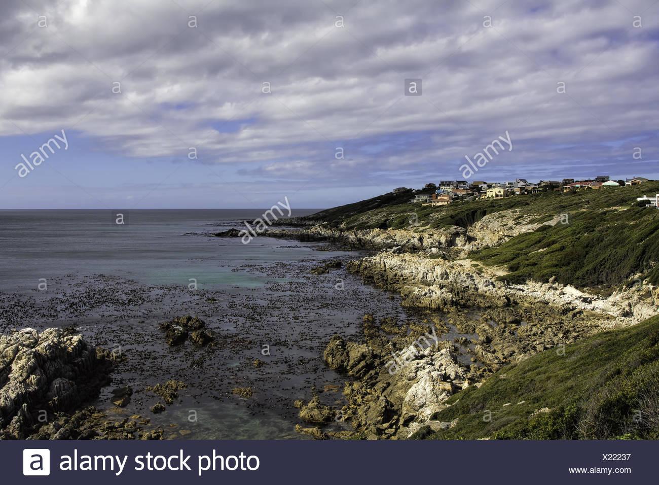 Cape Overberg - Stock Image