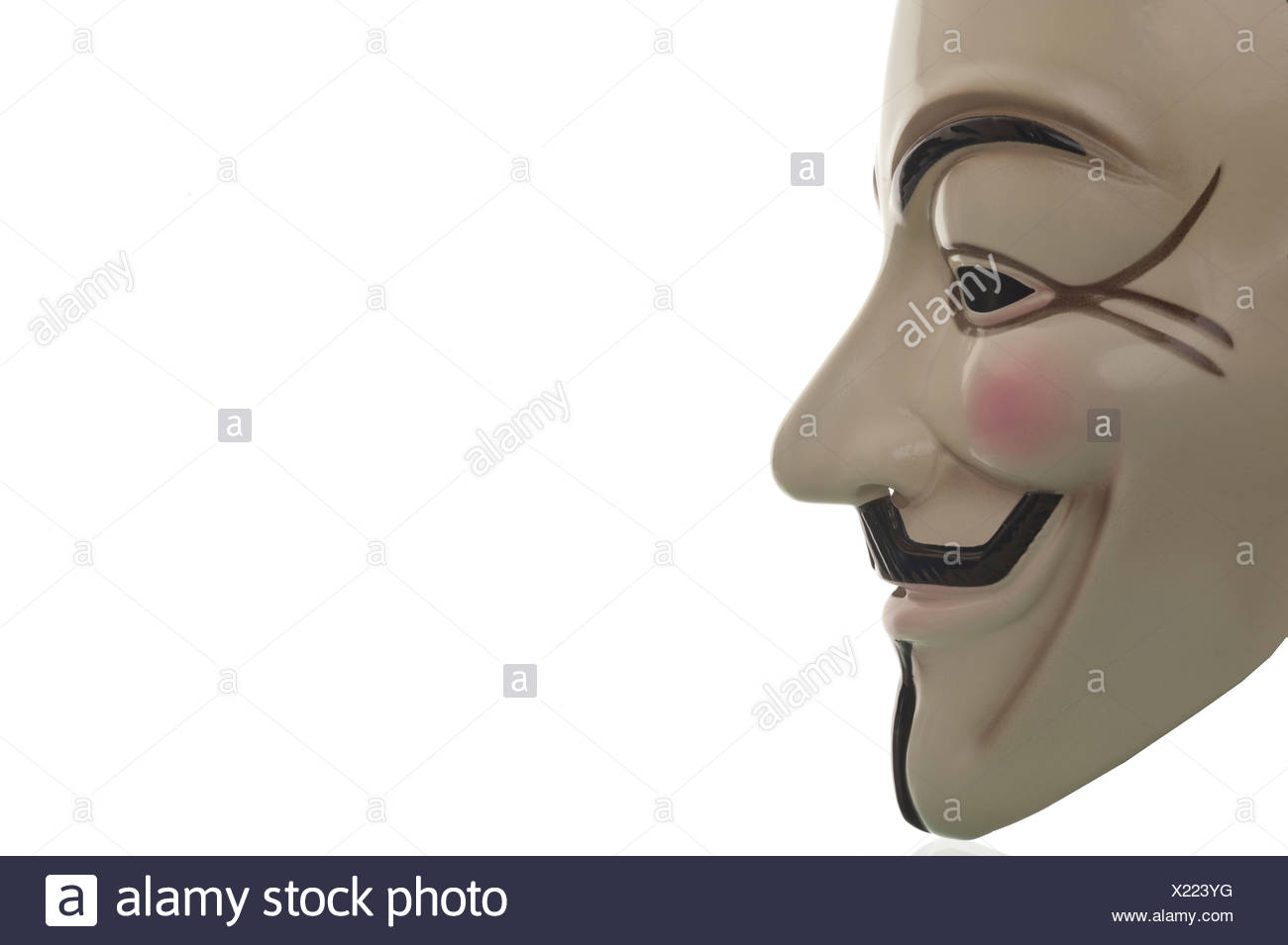 Vendetta Mask Stock Photos Vendetta Mask Stock Images Alamy