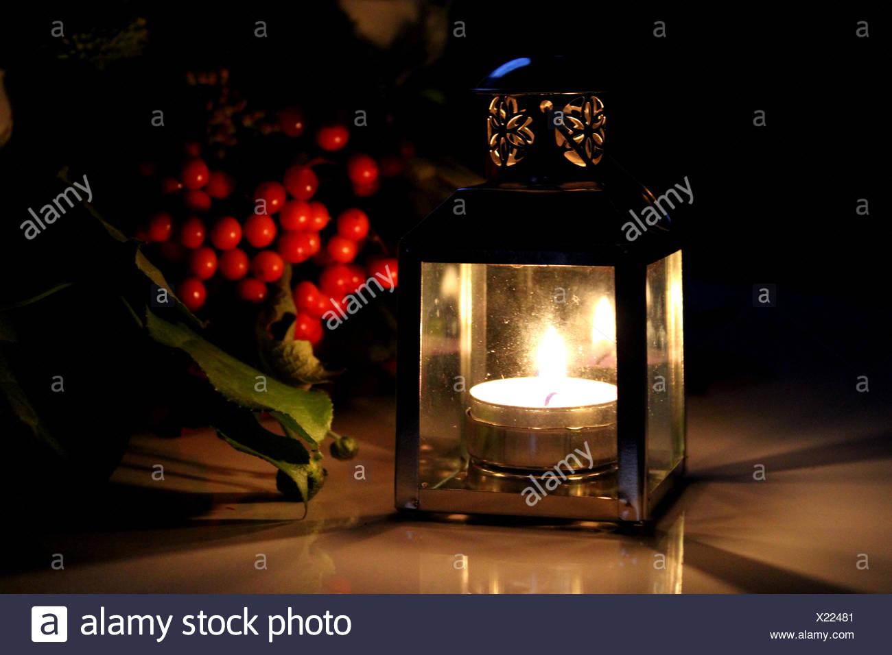 Tea Light Lantern Stock Photos & Tea Light Lantern Stock Images - Alamy