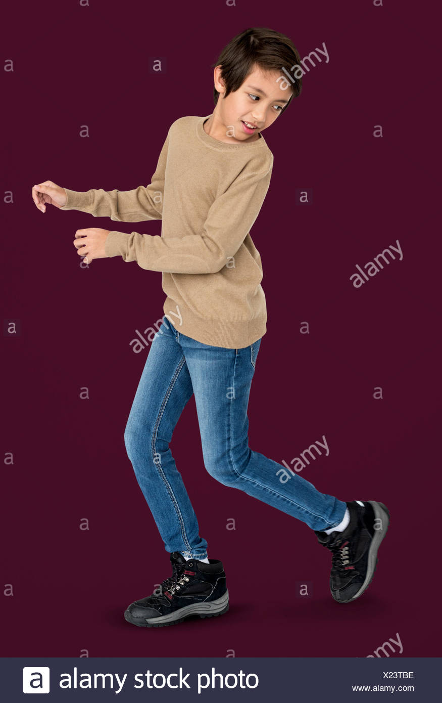 Studio People Model Shoot Race Stock Photo: 276680194 - Alamy