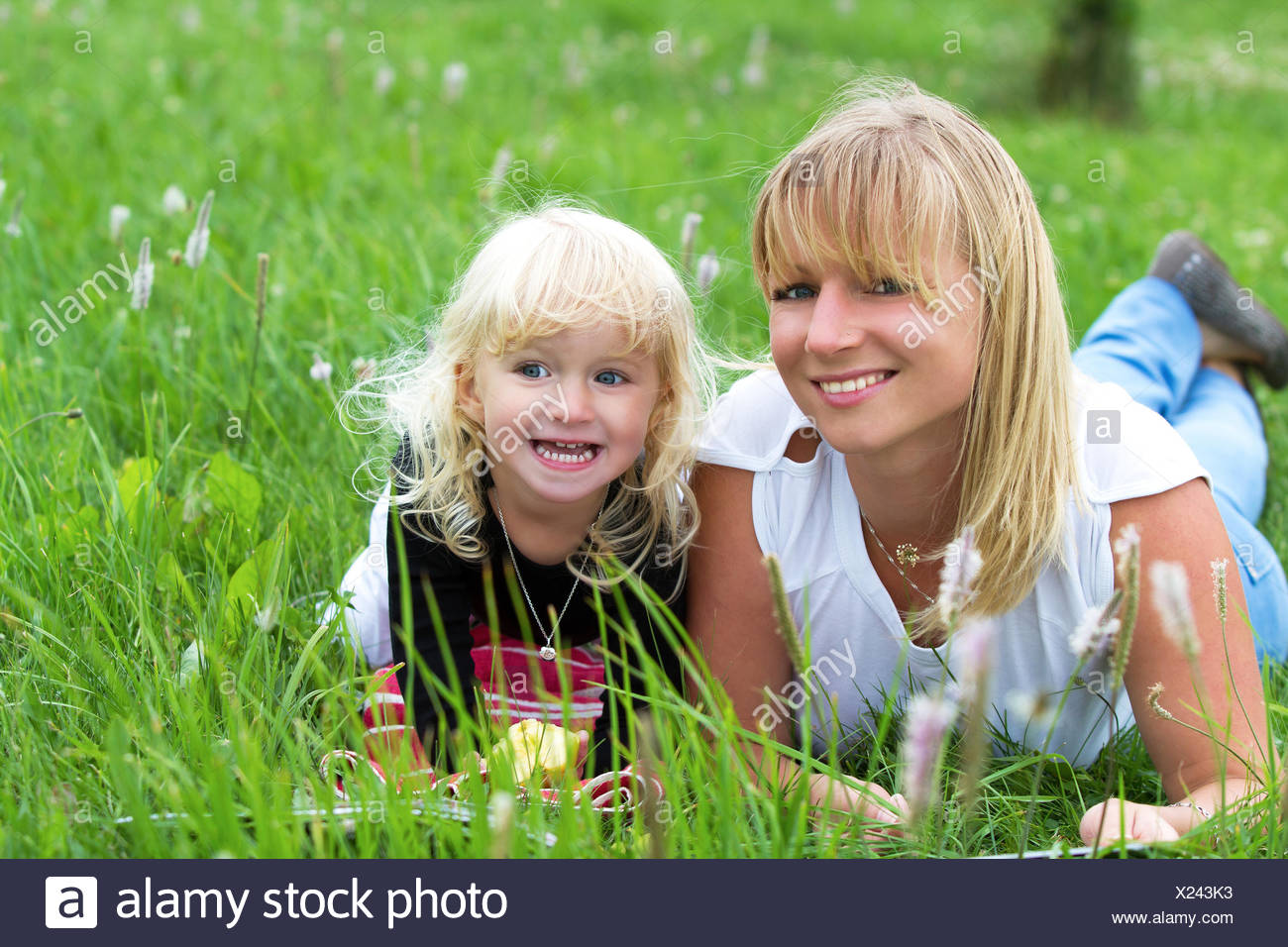 mother's love - Stock Image