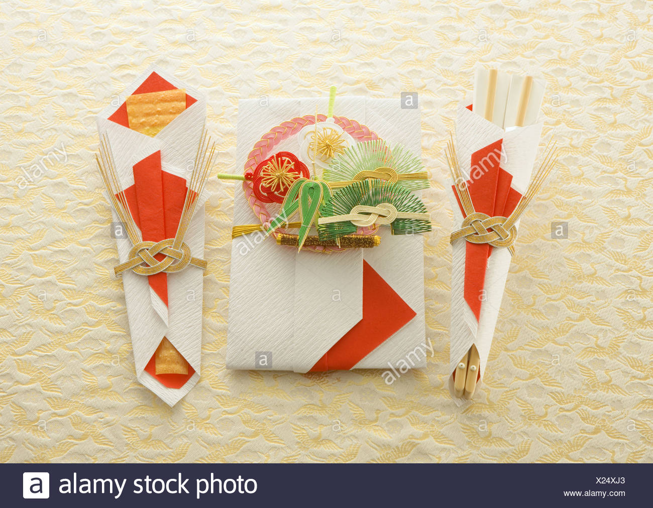 Betrothal gift - Stock Image