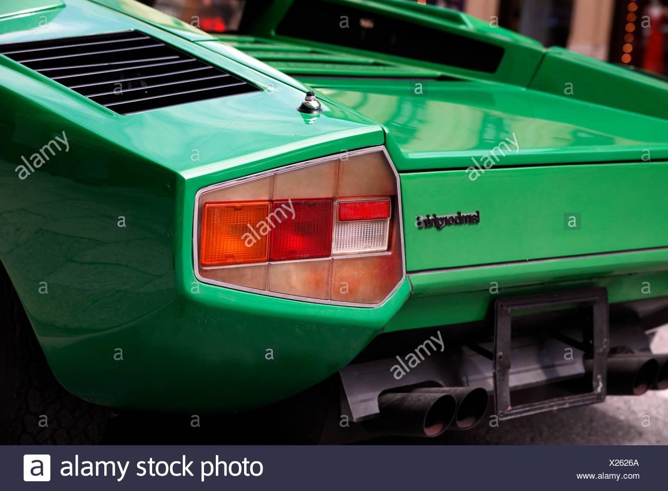 Rear Lamborghini Stock Photos Rear Lamborghini Stock Images Alamy