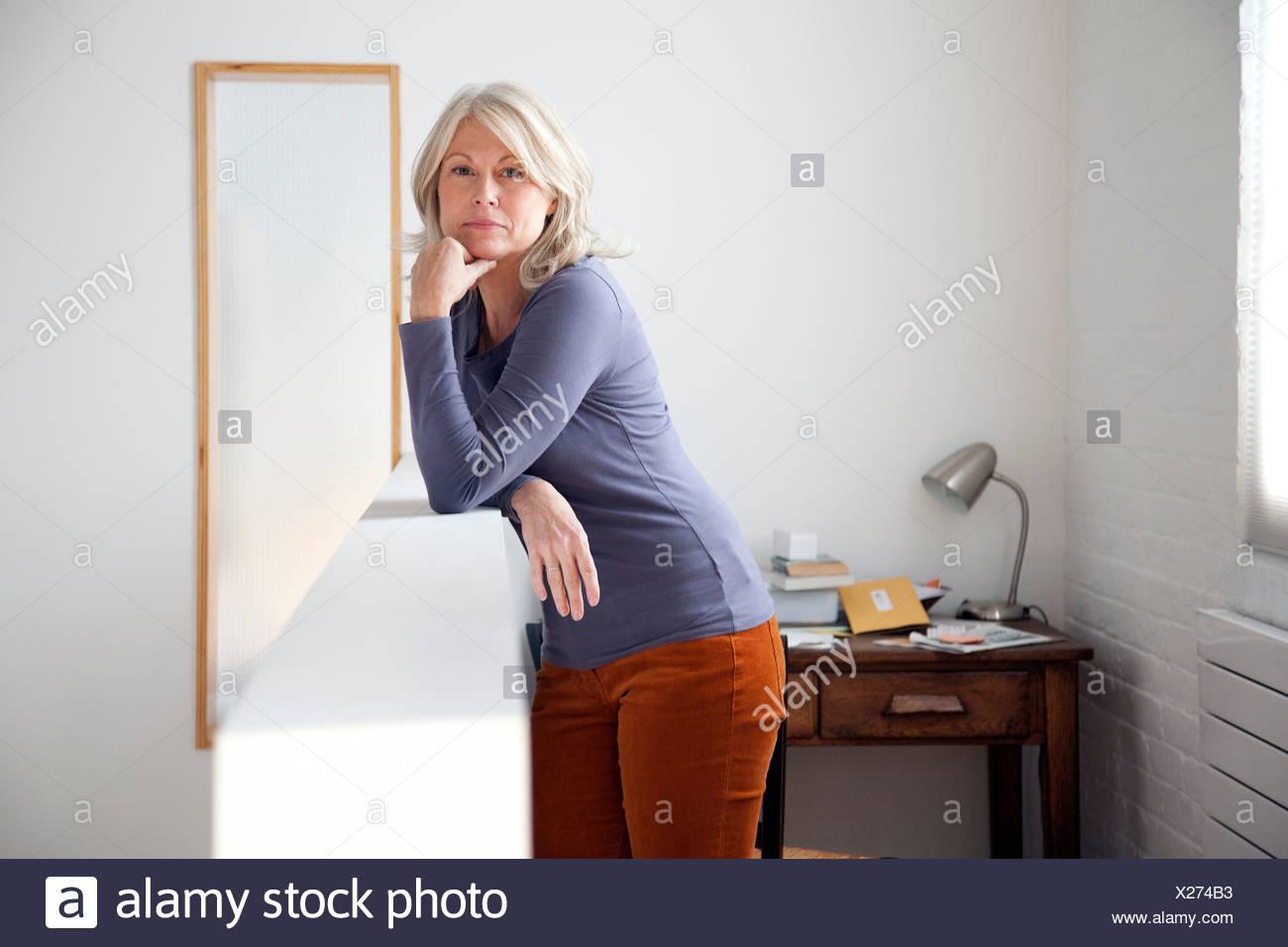 Mature Women Home Photos