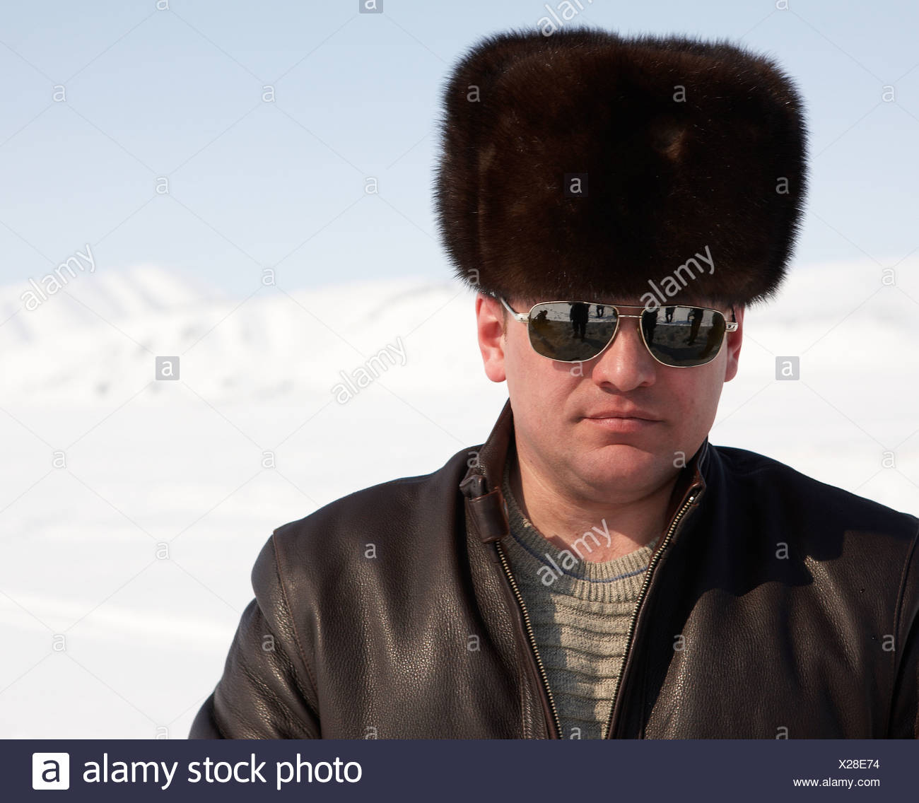 6d182ca114a Russian Hat Stock Photos   Russian Hat Stock Images - Alamy