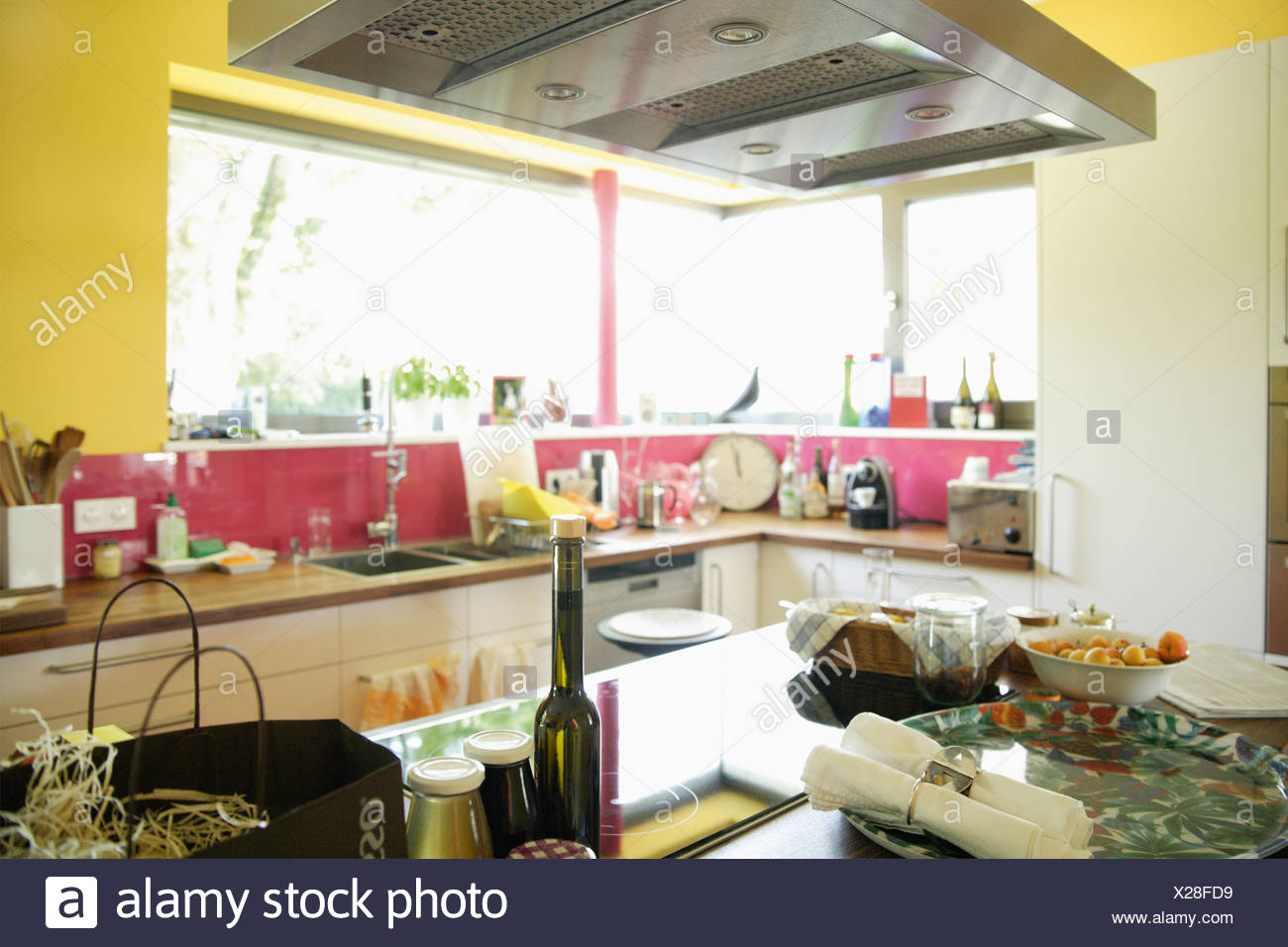 germany kitchen house stock photos germany kitchen house stock images alamy. Black Bedroom Furniture Sets. Home Design Ideas