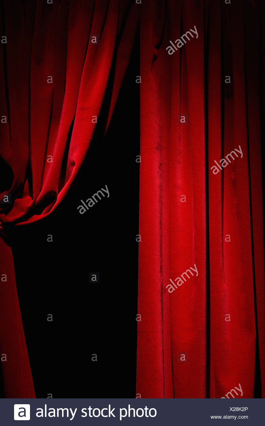 theatre red photo scarlet curtains drapery depositphotos silk classical velvet theater curtain stage stock
