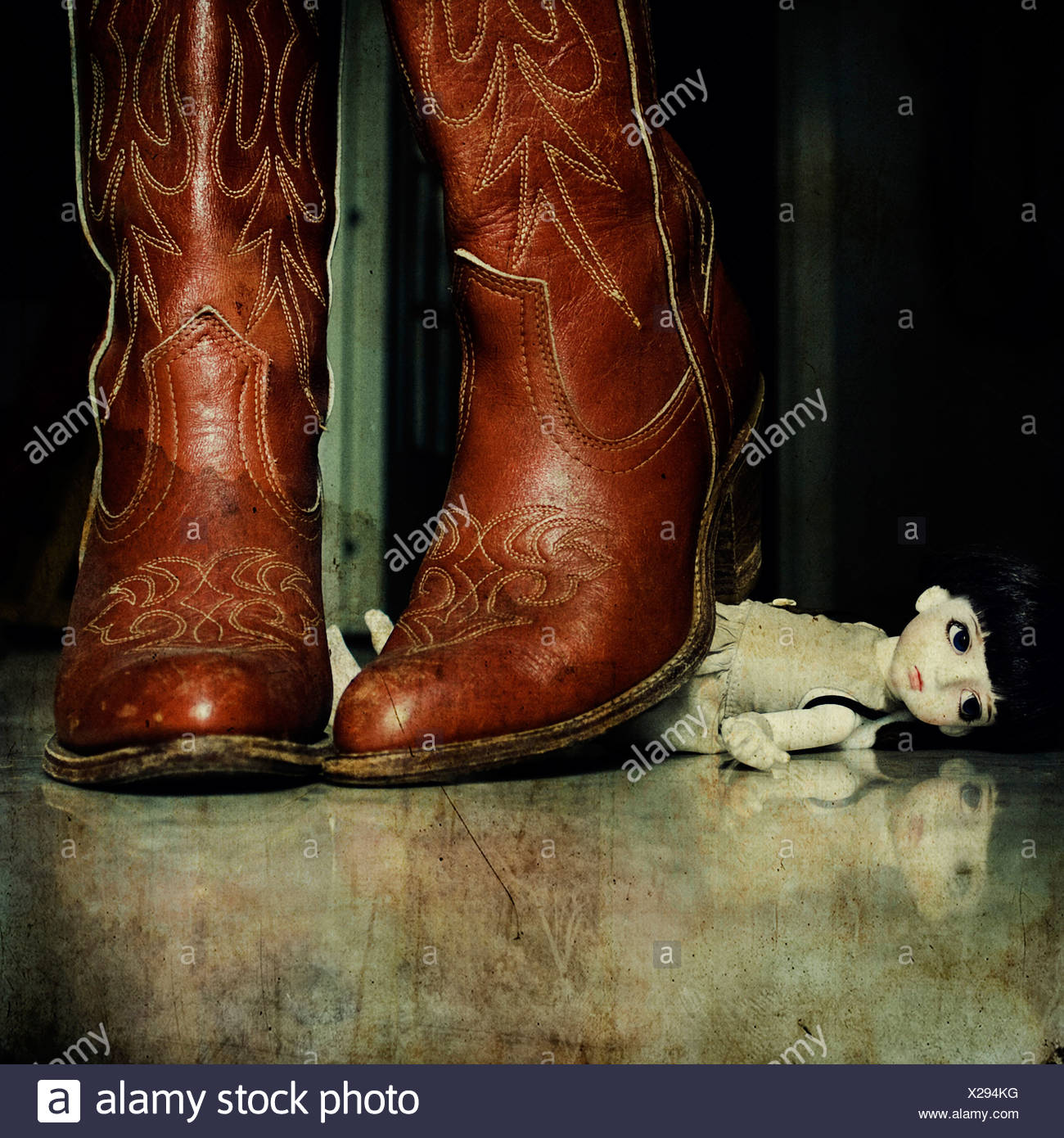 cc0056ca0e1 Cowgirl Boots Stock Photos & Cowgirl Boots Stock Images - Alamy