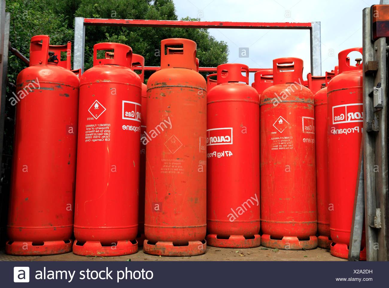 Lpg Gas Bottles For Central Heating