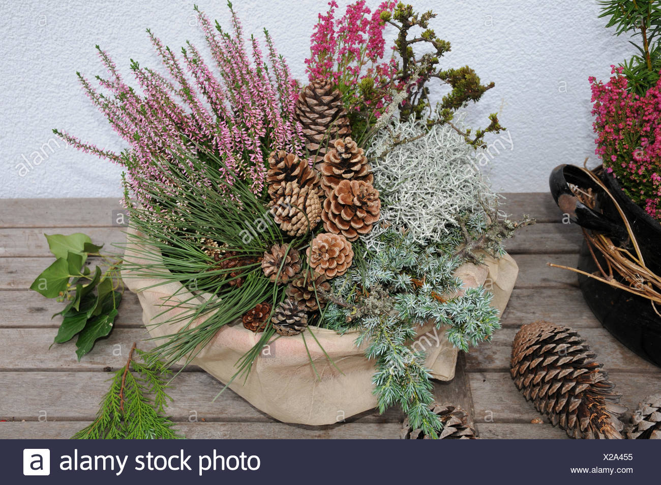 Balkon Bepflanzen Stock Photos Balkon Bepflanzen Stock Images Alamy