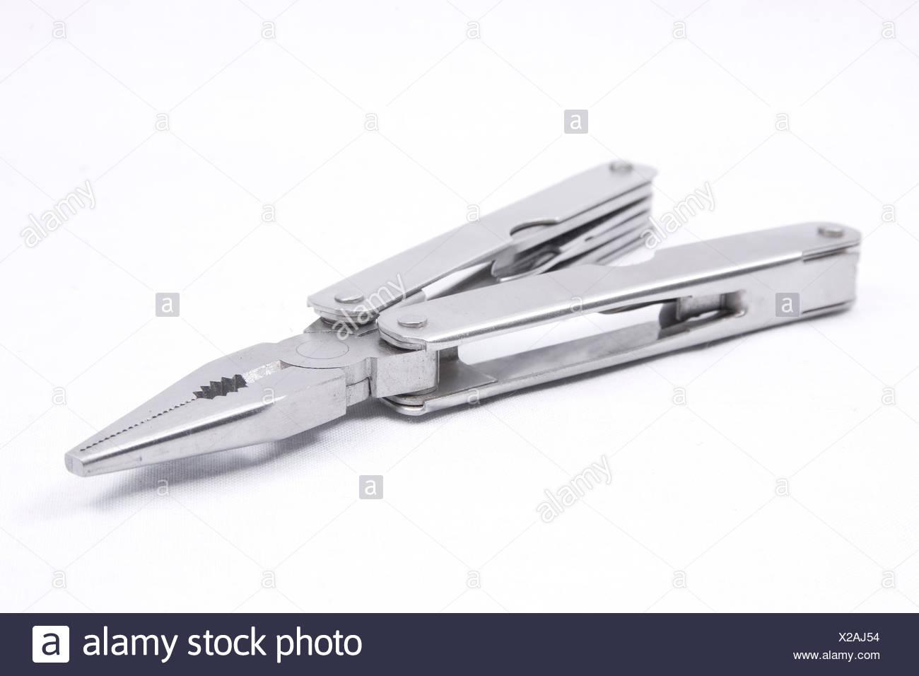 Multi-tool / Pliers - Stock Image