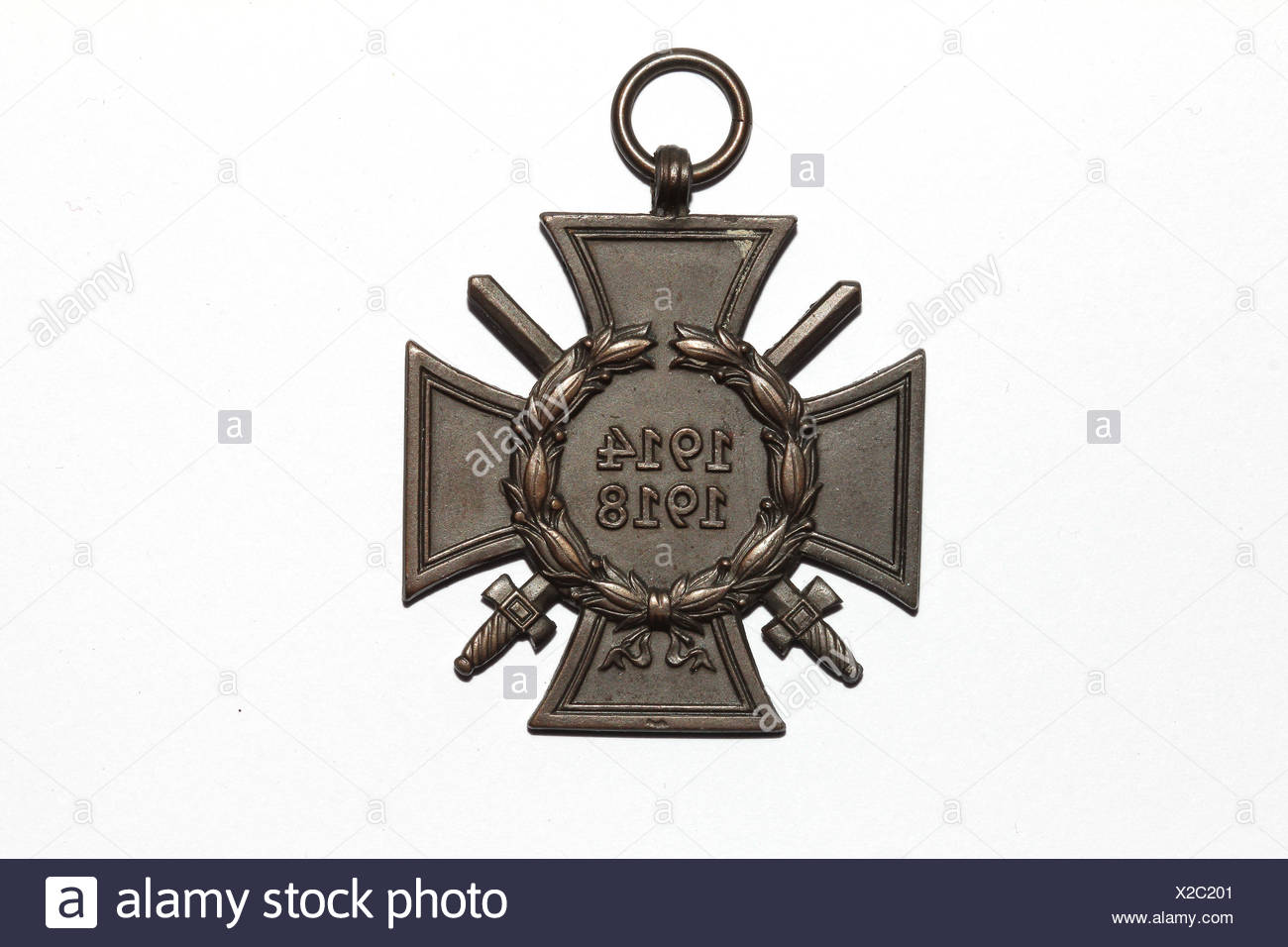 iron cross, additional orden. - Stock Image