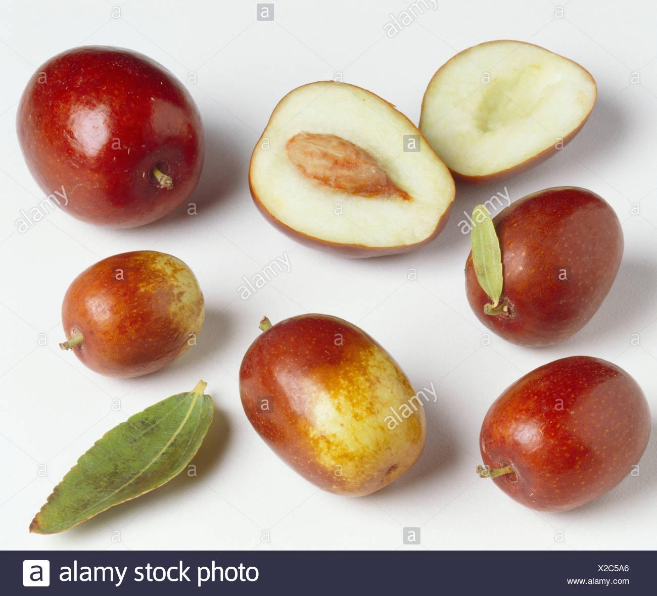 jujube fruit stock photo 276862830 alamy