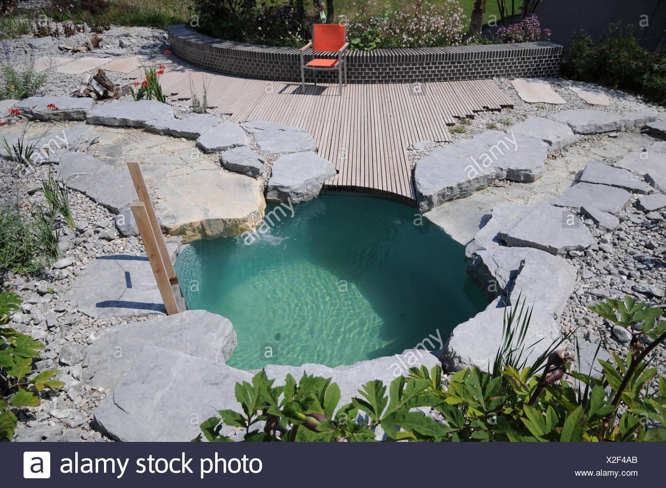 Natur Pool Stock Photo 276927907 Alamy