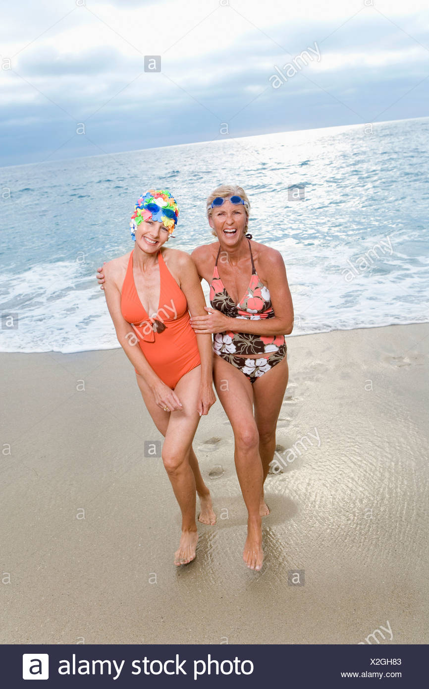 Apologise, but Mature women bathing suits beach join. happens