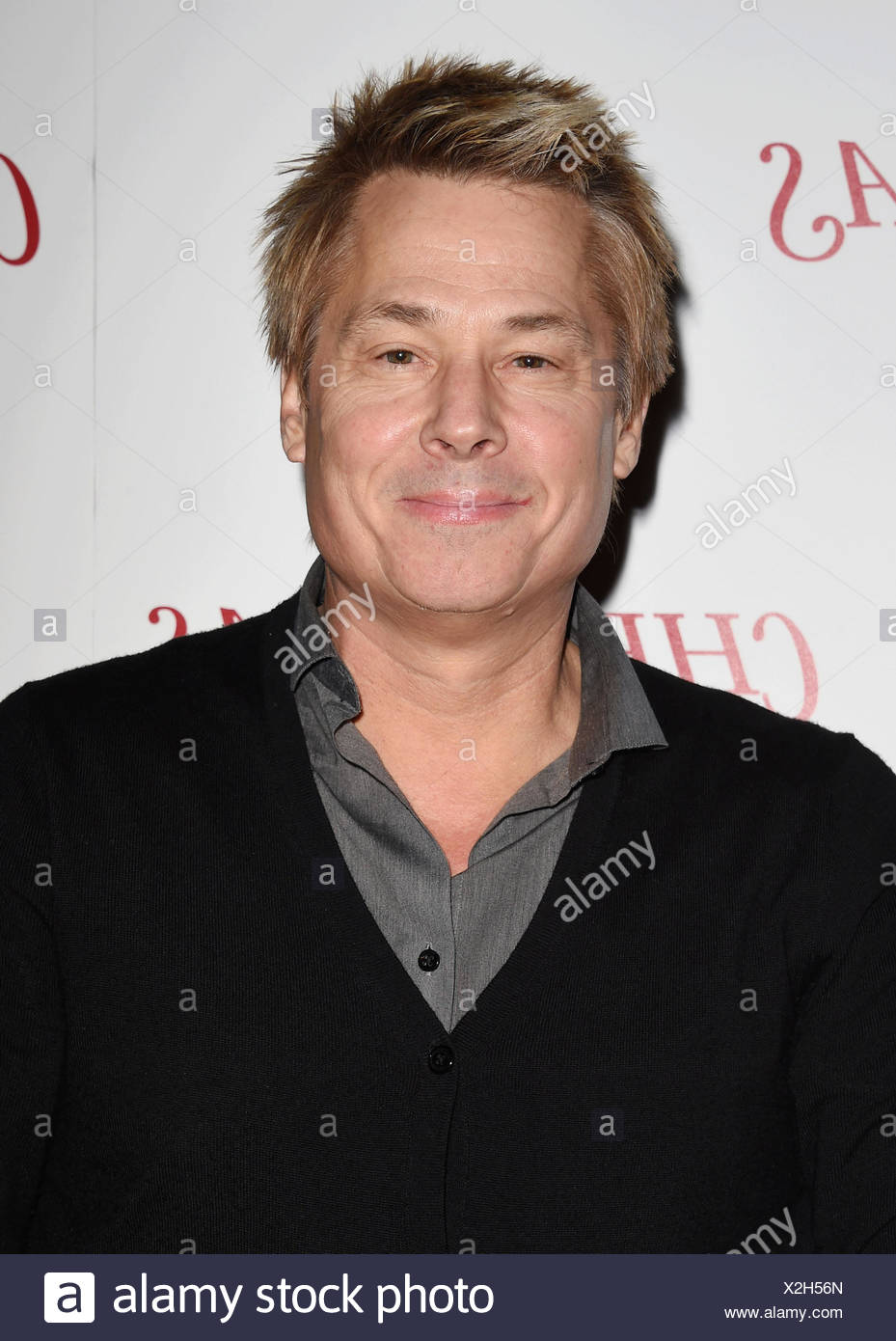 Radio/TV personality Kato Kaelin arrives at the premiere of Unstuck's 'Christmas Eve' at the ArcLight Hollywood on December 2, 2015 in Hollywood, California., Additional-Rights-Clearances-NA - Stock Image