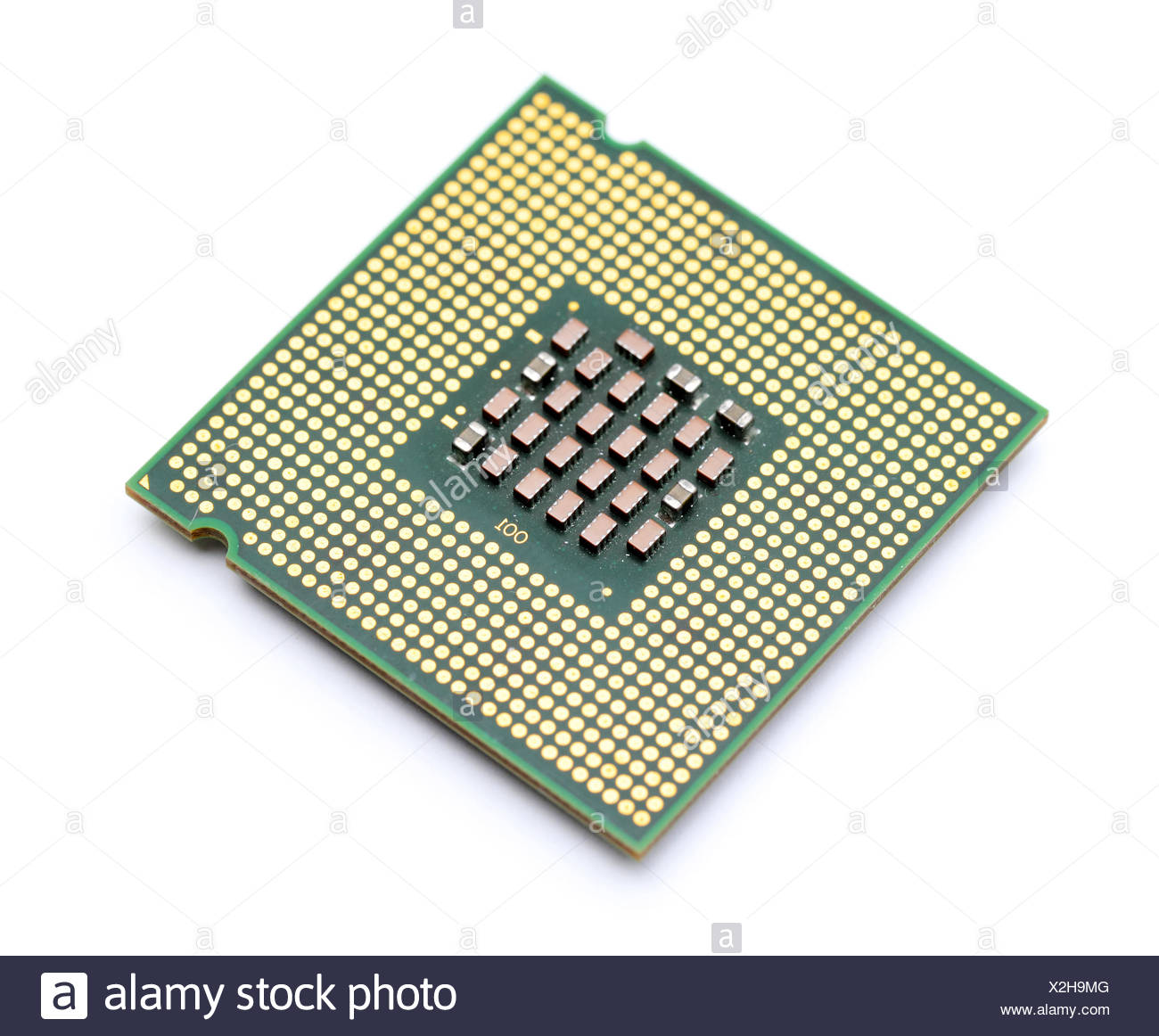 PC computers computer - Stock Image