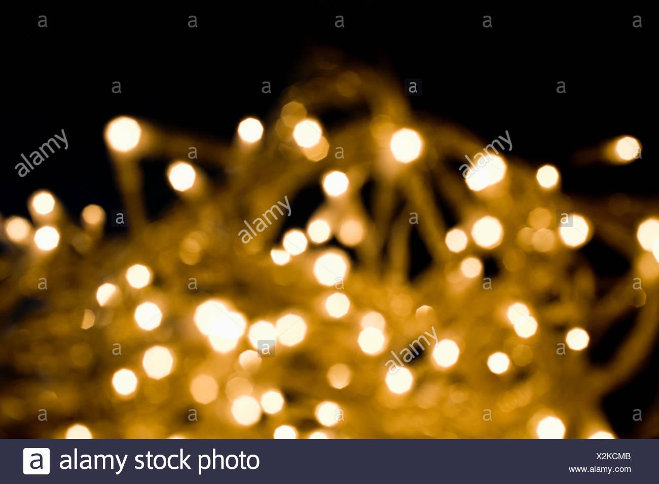 Lights - Stock Image