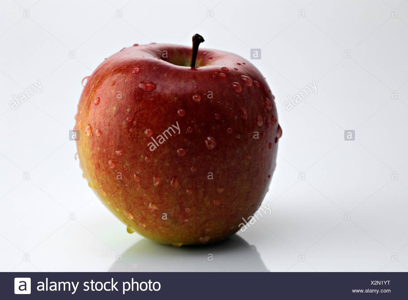 Braeburn apple Stock Photo