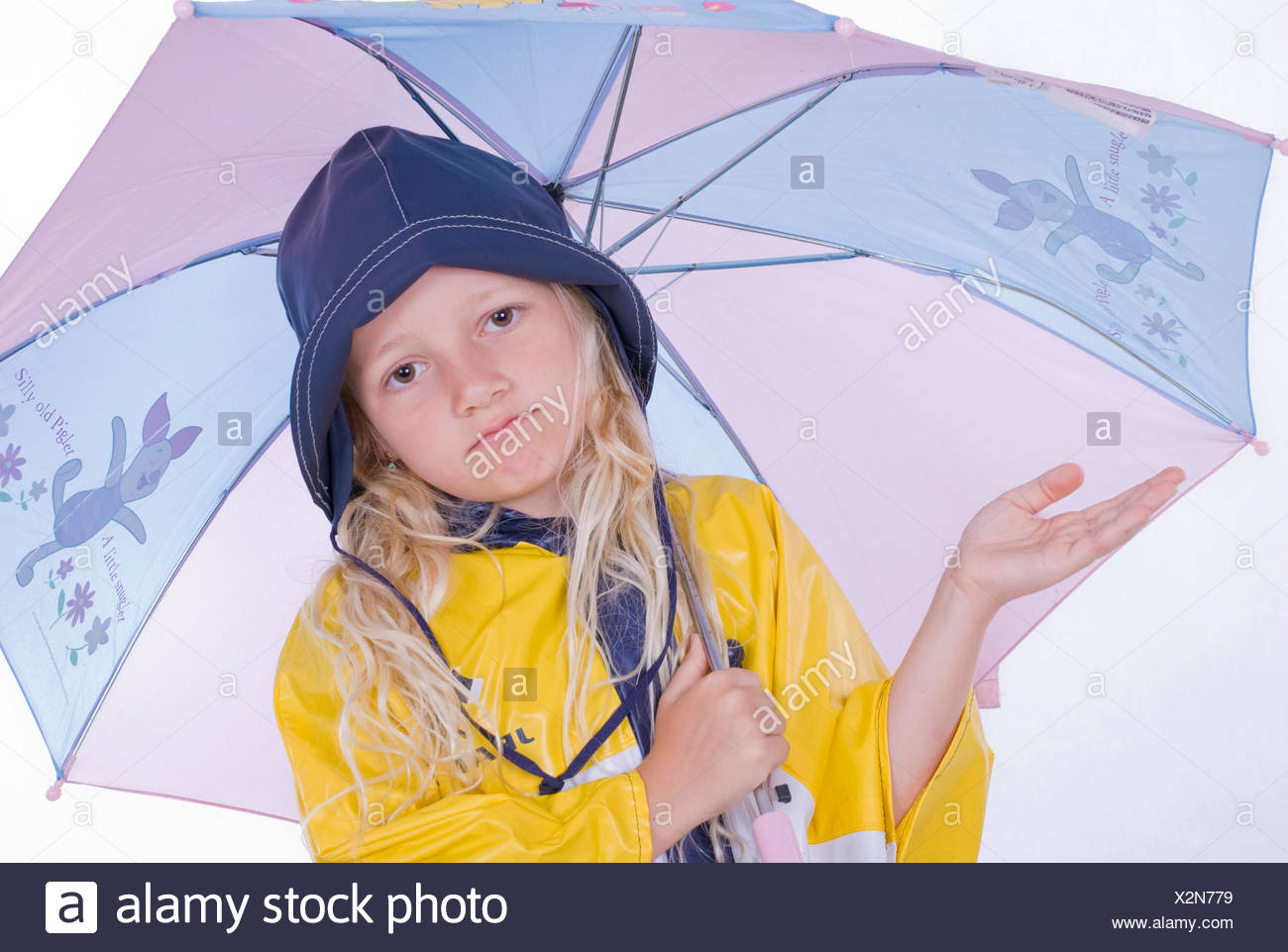 Bad Weather Sad Child Stock Photos & Bad Weather Sad Child ...
