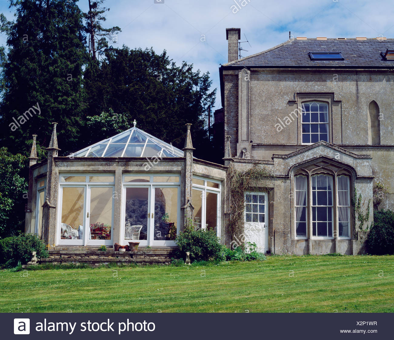 Victorian Gothic House Stock Photos & Victorian Gothic House Stock ...