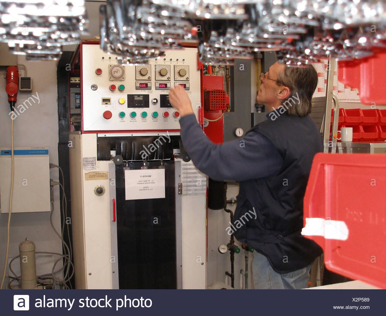 Insalubrious Job Stock Photos Images Alamy Control Panel Wiring Jobs Check Engine Image