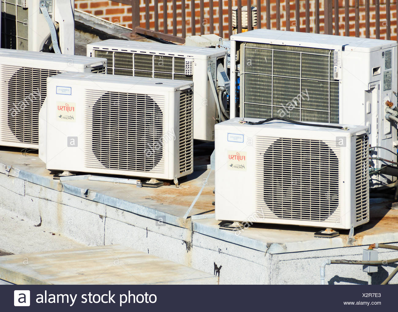 Air-Conditioning - Stock Image