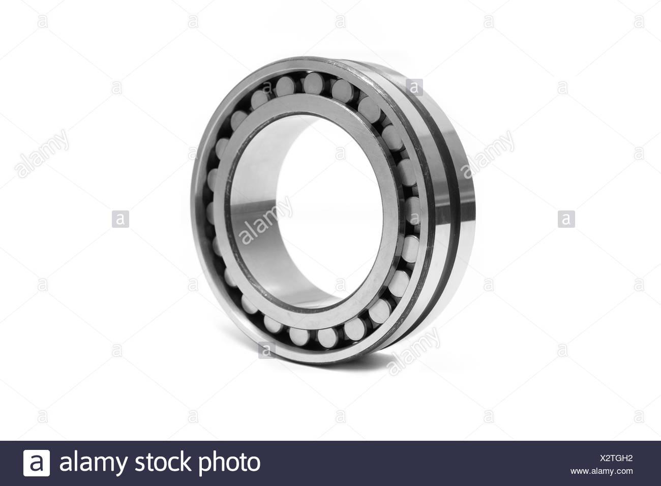 Radial - thrust bearing - Stock Image