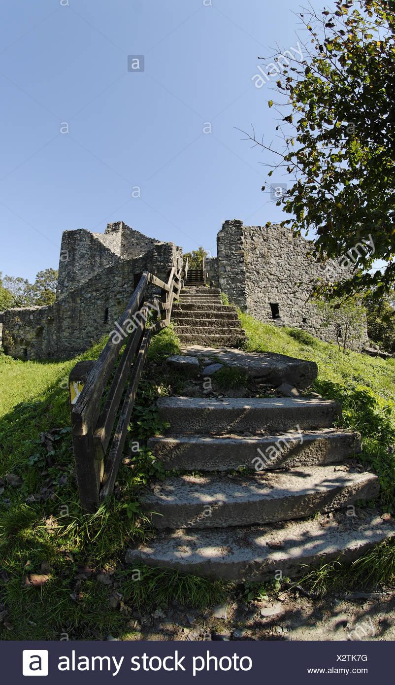 Lion Castle Stock Photo