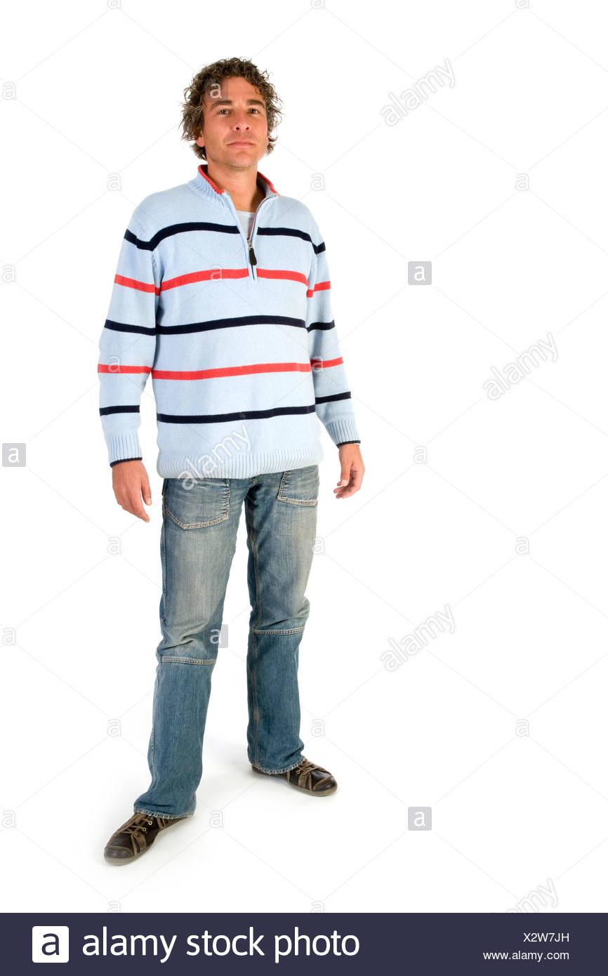 tough guy - Stock Image