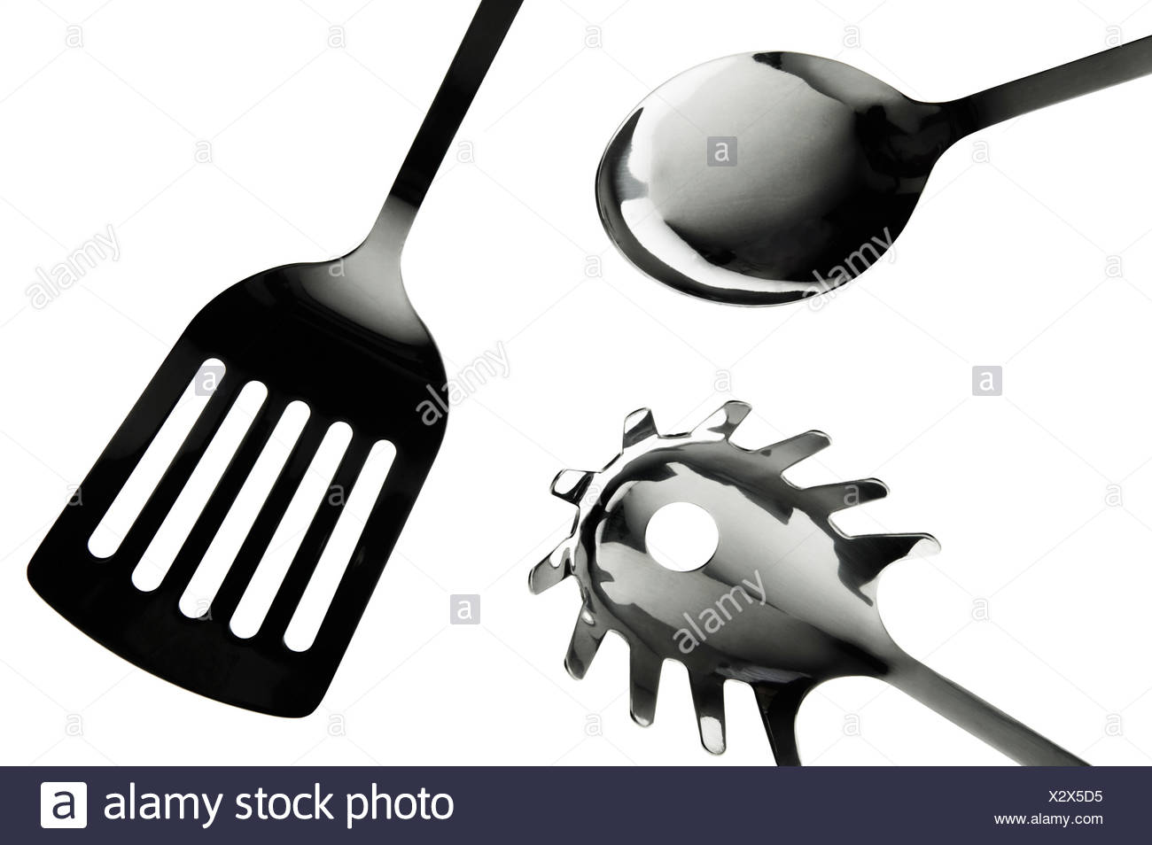 Kitchen Implements, Close Up   Stock Image