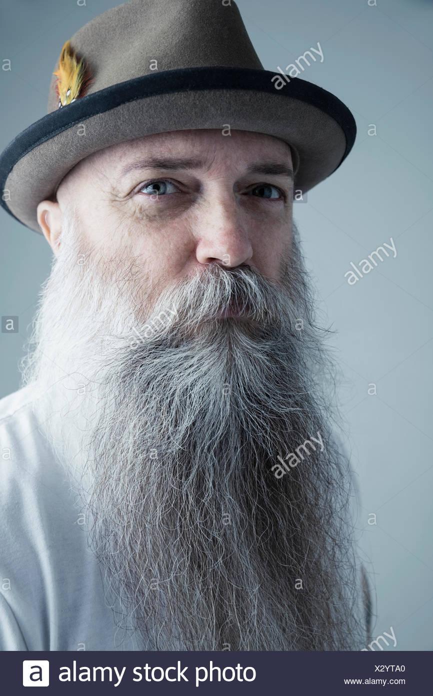 Unique Beard Stock Photos & Unique Beard Stock Images - Alamy