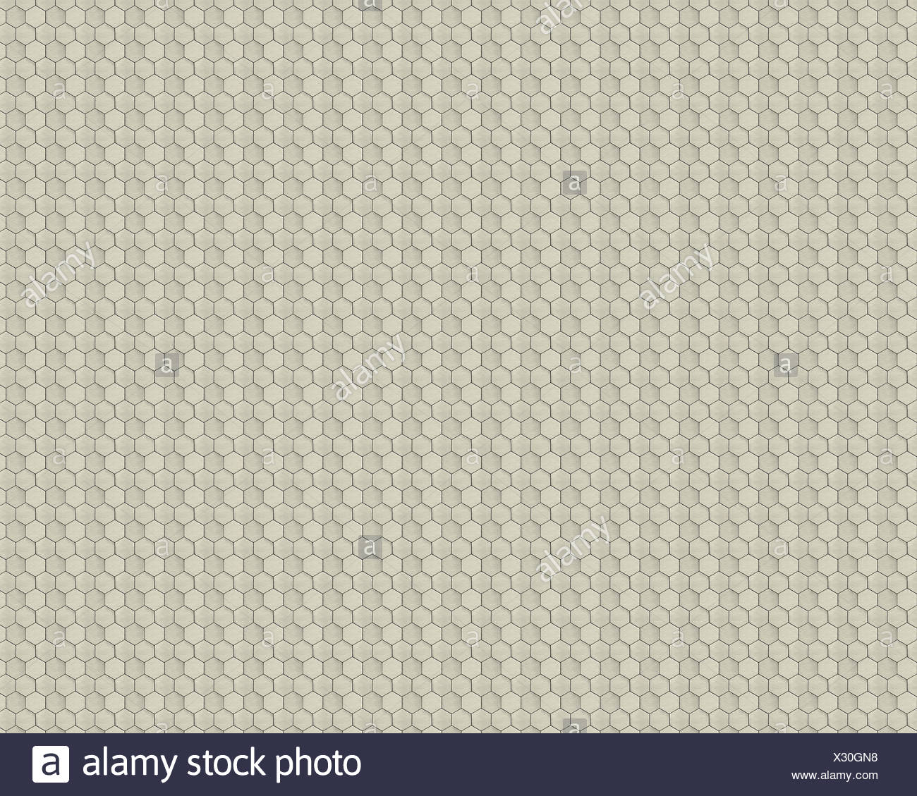 Hexagon Pattern Background - Stock Image