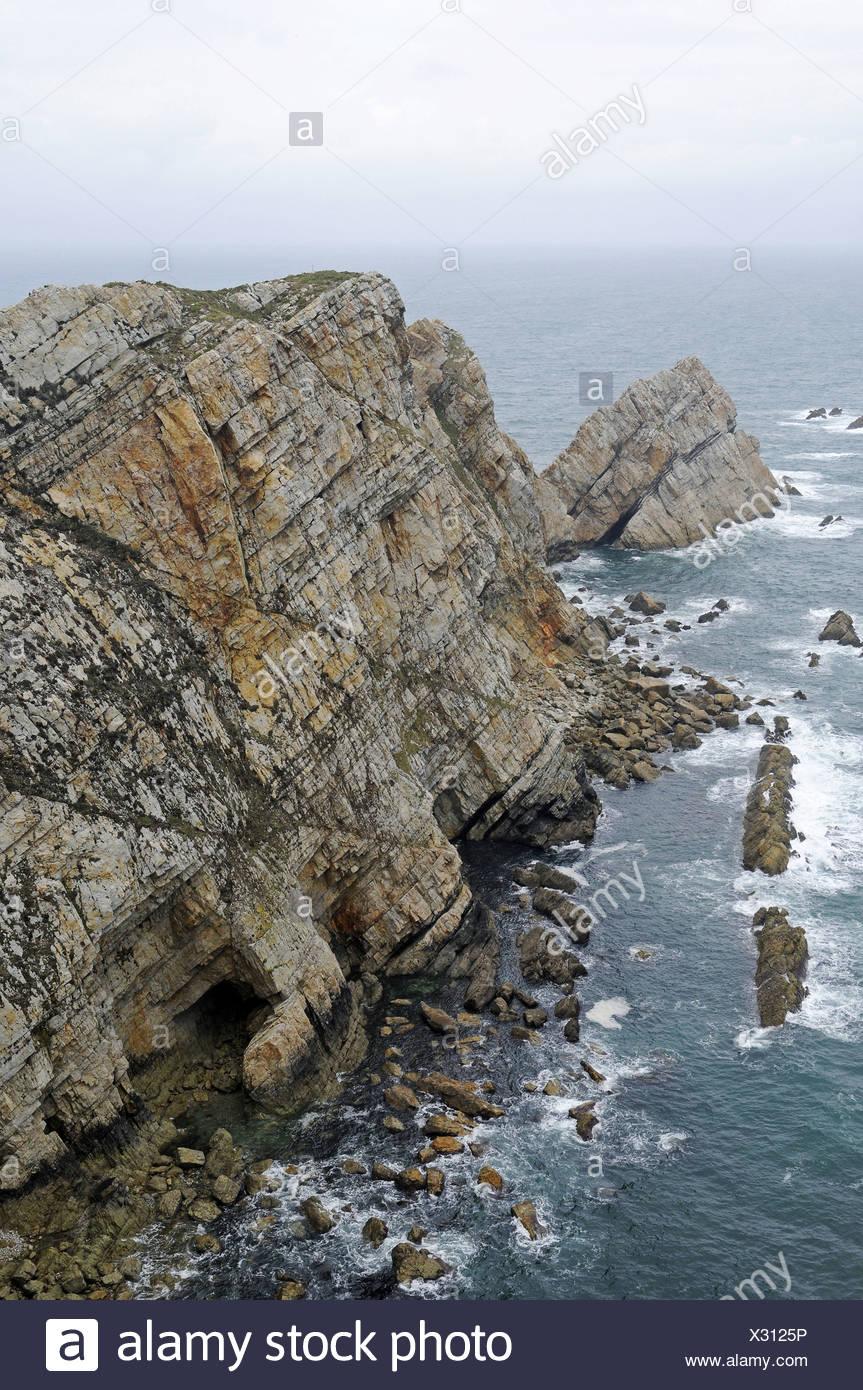 Cliff - Stock Image