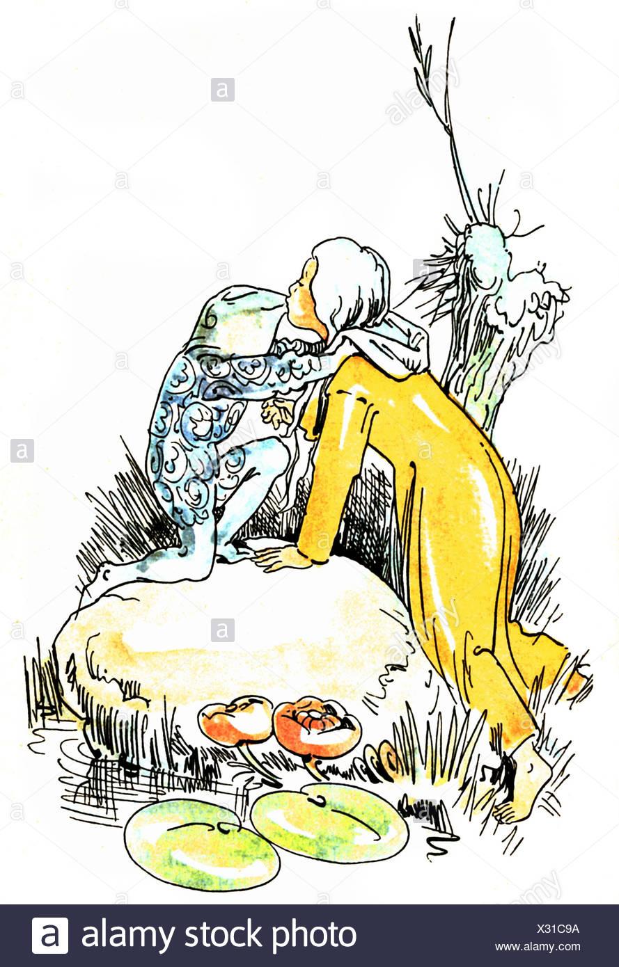 Der Frosch Stock Photos & Der Frosch Stock Images - Alamy